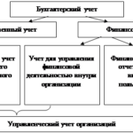 1249.Учебная работа .Сравнительная характеристика финансового и управленческого учета на примере предприятия ТОО «РиК»